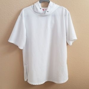 Manwan walk hooded shirt